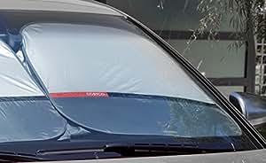 Amazon.com: Premium Car Windshield Folding Spring Sun