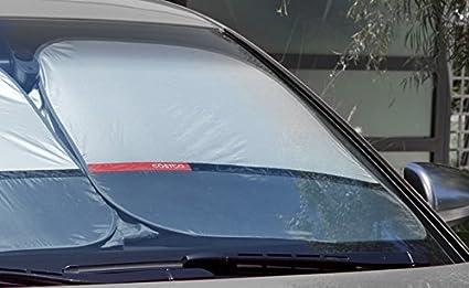 Amazon.com  Premium Car Windshield Folding Spring Sun Shade  Automotive 09739b8b72f