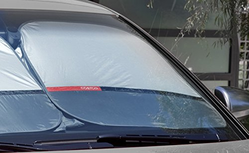 Shade Spring (Premium Car Windshield Folding Spring Sun Shade)