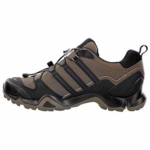 Adidas Outdoor Mens Terrex Ratto Scarpa R Veloce, Nero, Umber