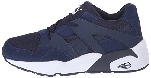 PUMA Blaze Kids Classic Style Sneaker (Toddler/Little Kid), Peacoat, 5 M US Toddler by PUMA (Image #5)