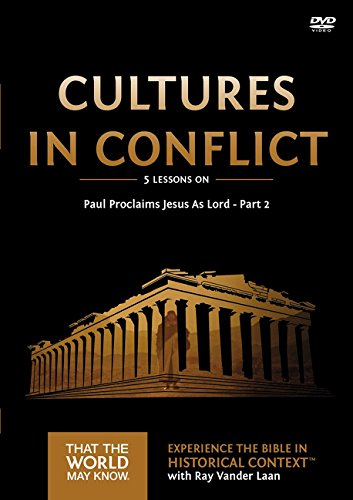 Cultures in Conflict Video Study: Paul Proclaims Jesus As Lord – Part 2 by Zondervan