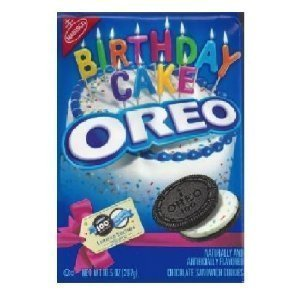 Oreo 100th Birthday Sandwich Cookies product image