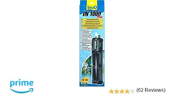 Tetra IN plus Filtro interior IN 1000: Amazon.es: Productos para mascotas