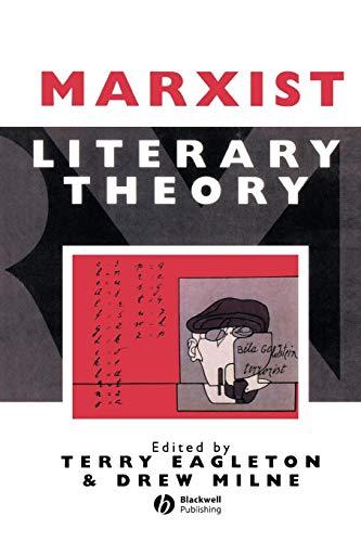 Marxist Literary Theory: A Reader
