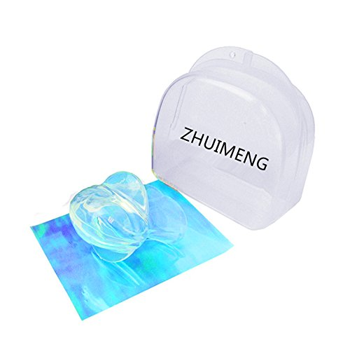 ZHUIMENG Advanced Stop Snoring Solution,anti snoring devices,Anti Snore Tongue Retainer,Sleep Aid Device.FDA Certification- Includes Protective Travel Case.SLEEP WELL TONIGHT!