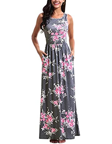 dc0a3d383363 Zattcas Maxi Dresses for Women