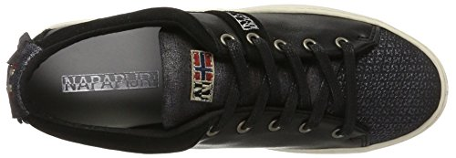 NAPAPIJRI Black FOOTWEAR Women's Minnie N00 Black Trainers FrgF7wq