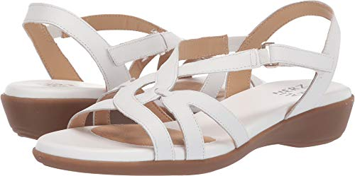 Naturalizer Women's Neo White 6 M US