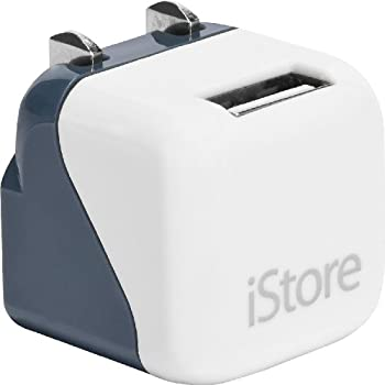 iStore 5W 1A Power Cube Wall Charger