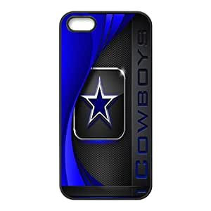 JIANADA Dallas Cowboys Cell Phone Case for Iphone 5s