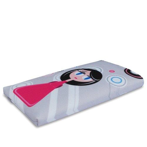 Stilbag Etui 'MIKA' pour Apple iPhone 3Gs - Dessin: Pink Lady