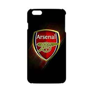 2015 Arsenal 3D Phone Case and Cover for Iphone 6 Plus