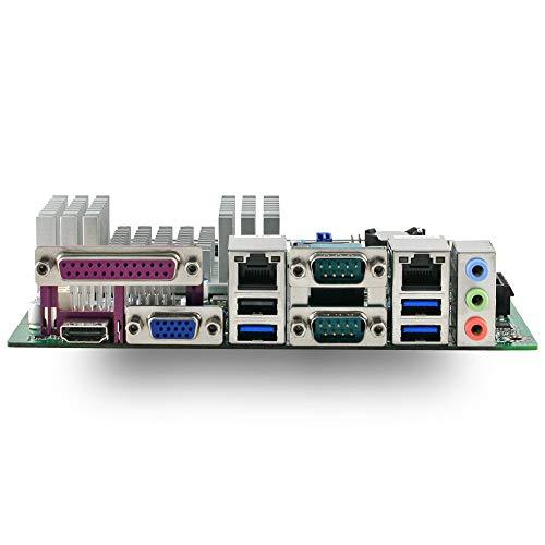 Jetway NF792T2-3160 Intel Celeron N3160 Dual LAN, TPM 2.0 Mini-ITX - Mini Itx Jetway Motherboard