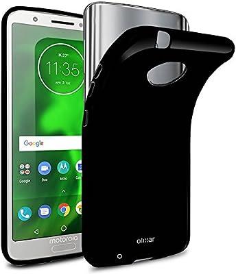 Amazon.com: Motorola Moto G6 – Carcasa de Gel para ...