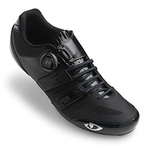 Giro Sentrie Techlace Road Cycling scarpe 2017 nero