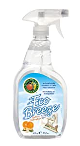 Earth Friendly Products Eco Breeze, Citrus Blend, 2 - 22-Ounce Bottles