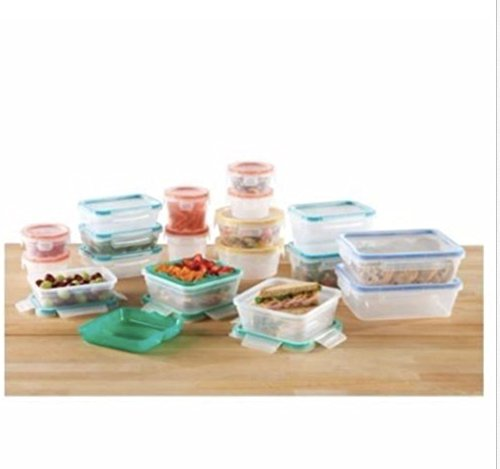 Snapware 38Pc Plastic Food Storage Set