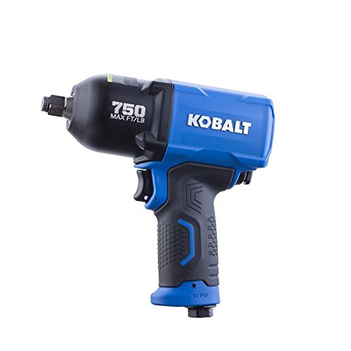 Kobalt 0.5-in 750-ft Air Impact Wrench