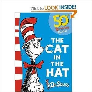 Descargas gratuitas de libros de audio para mp3The Cat in the Hat (The Cat in the Hat 50th Birthday) (Spanish Edition) PDF RTF