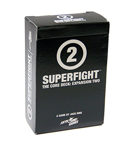 Superfight Card Game from Skybound: Core Expansion 2 Deck