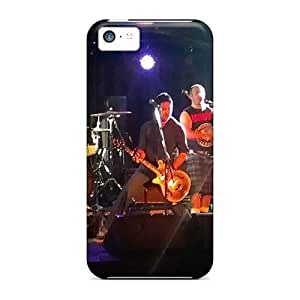 KennethKaczmarek Iphone 5c Excellent Hard Cell-phone Case Custom Fashion Bowling For Soup Band Pictures [BKd11287wHVu]