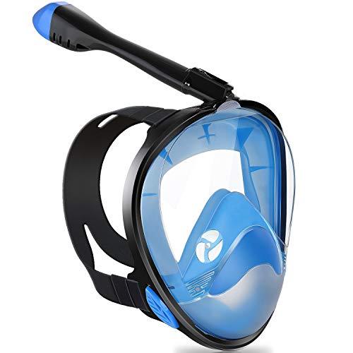 TINMIU Full Face Snorkel Mask