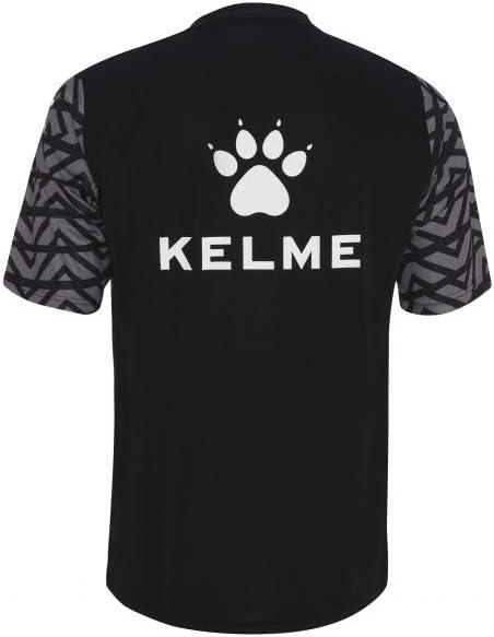 KELME - Camiseta Entreno 18/19 Hercules C.f Negro: Amazon.es ...