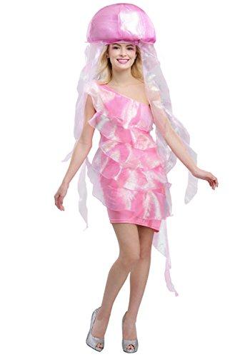 Women's Jellyfish Costume Large