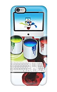 Hot Snap-on Mac Art Case Cover Skin Compatible With Iphone 6 Plus