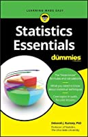 Statistics Essentials For Dummies Front Cover