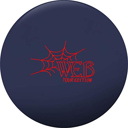 Hammer 029744028385 Web Tour Bowling Ball, Navy Blue, 13