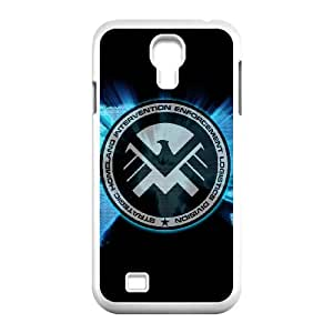 s.h.i.e.l.d Samsung Galaxy S4 9500 Cell Phone Case White GY0CK2K3