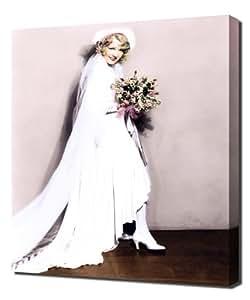 Page, Anita (Our Blushing Brides)_01C - Pintura en lienzo