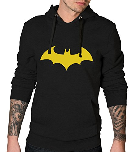 Batman Products : Batman Arkham Knight Black Hoodie