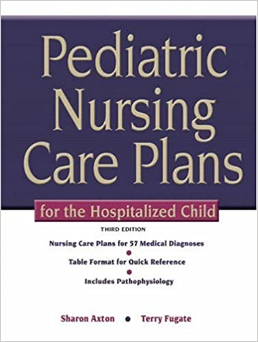 Development of Standard Operating Procedures and Care Plans ...