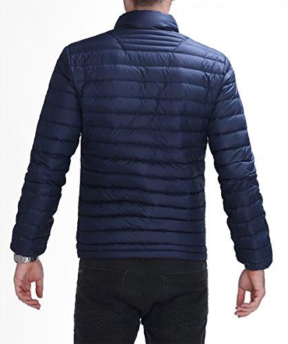 Doudoune Veste Mode Hoffen Homme Chaude La À Sport D'hiver Courte Blouson Ou dHgtqR