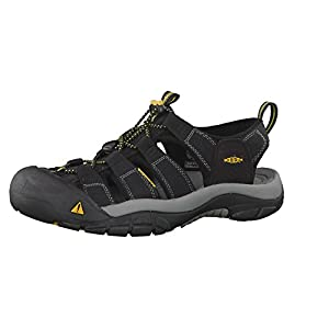 KEEN Men's Newport H2 Sandal Black 11.5