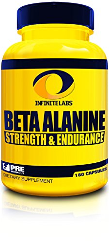 Cheap Infinite Labs Beta Alanine Strength + Endurance – 30 Servings (180 Capsules)