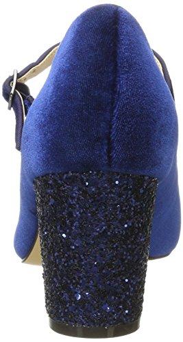 Blu Menbur Acrab Jane Mary midnight Blue Donna w7IO7rq