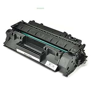 Ledona 4pk CE505A 05A cartucho de tóner de alto rendimiento Generic para HP LaserJet P2035N P2050P2055