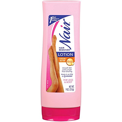 Nair Hair Removal Lotion - Cocoa Butter - 9 oz (Hair Lotion Removal)