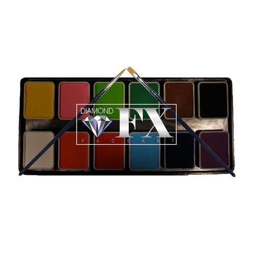 Diamond FX 12 Color Palette product image