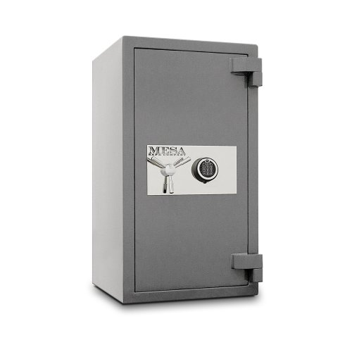 Mesa Safe MSC3820E High Security 2 Hour Burglary/Fire Safe with Electronic Lock, 5 cubic feet interior