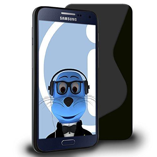 TPU Jelly Case for Samsung Galaxy A8 (Black) - 7