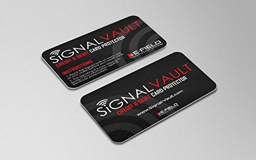 Blocking Signal Vault Credit Protector
