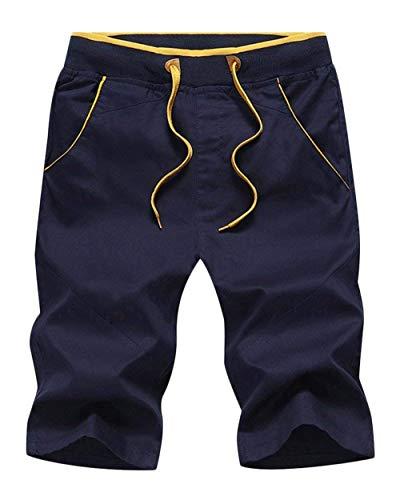 Fashion Taille Élastique De Vêtements Coupe Homme Classique Avec Dunkelblau Pantalon Jogging Fête Pour Décontracté Un Shorts Décontractée Lannister dxwOq7d