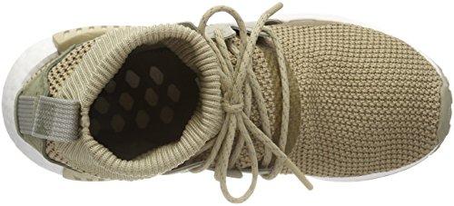 adidas NMD_xr1 Winter, Chaussures de Fitness Homme, Beige Jaune (Oronat/Sesamo/Ftwbla 000)