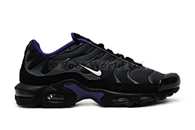 more photos 59143 e81b1 Nike Men's - Air Max Plus Nike Tuned 1 TN - Grey Purple (UK ...