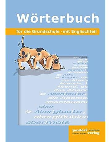 Wörterbuch für die Grundschule  mit Englischteil (flexibler Kartonumschlag) 3b2f8129bc